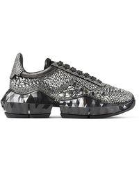 Jimmy Choo Diamond/F Sneaker - Grau