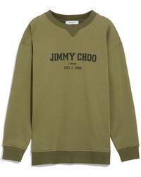 Jimmy Choo Jc College-sweat - グリーン