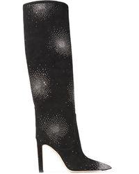 Jimmy Choo Mavis 100 Boots - Black