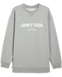Jimmy Choo Jc College-sweat - グレー