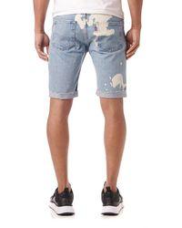 Levi's - 501 Cuffed Shorts - Lyst