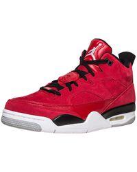 c89b0f5259e9e4 Nike Air Jordan Son Of Mars Low Sneakers in Red for Men - Lyst