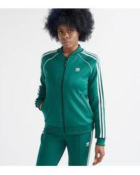 adidas Sst Track Jacket - Green