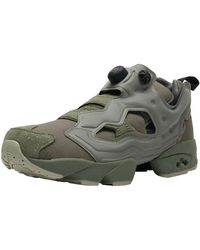 Reebok - Instapump Fury Mtp Sneakers With Cut-out Sides - Lyst
