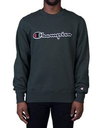 Champion - Super Fleece Sweatshirt - Lyst