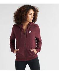 Nike Club Full Zip Hoodie - Multicolour