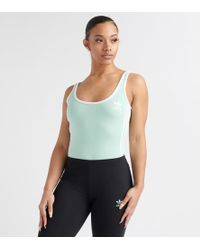 adidas - 3-stripes Body Tank - Lyst