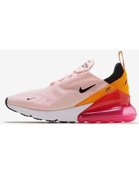 Nike W Air Max 270 in Pink Lyst