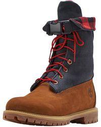 Lyst Timberland 6 Premium Gaiter Boot In Black For Men