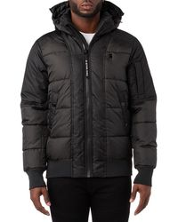 G-Star RAW - Whistler Quilted Hdd Bomber - Lyst