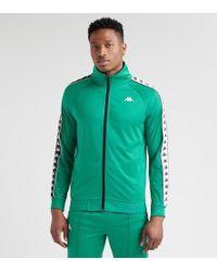 222 Banda Anniston Track Jacket Green