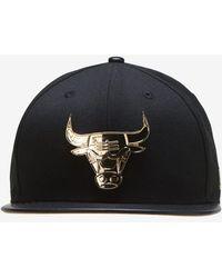 KTZ Bulls Aura Snapback - Black