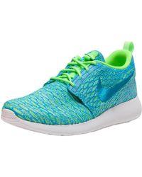 Nike - Roshe One Flyknit Sneaker - Lyst
