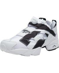 Reebok Instapump Fury Achm in White for Men - Lyst 942139d61