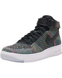 Nike Af1 Ultra Flyknit Mid Sneaker - Multicolour