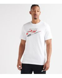 ee453204d3 Nike Air Max Long Sleeve T-shirt in Gray for Men - Lyst