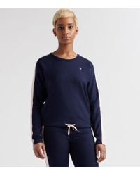 G-Star RAW Nostelle Cropped Top - Blue