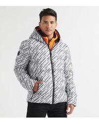 Superdry - Street Line Puffer Jacket - Lyst