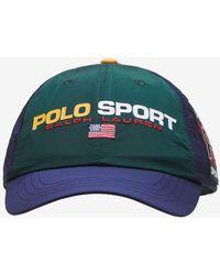 Polo Ralph Lauren Polo Sport Classic Cap - Green