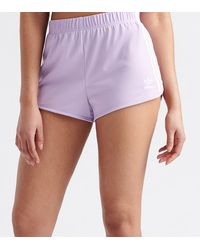 adidas 3-stripes Short - Purple
