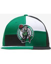 KTZ Celtics Team Snapback - Green