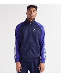 Nike - Jumpman Tricot Jacket - Lyst