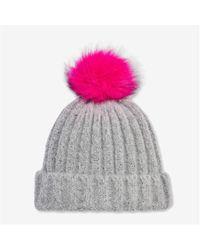 Joe Fresh - Pompom Novelty Hat - Lyst