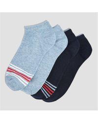 Joe Fresh - 4 Pack Ankle Length Socks - Lyst
