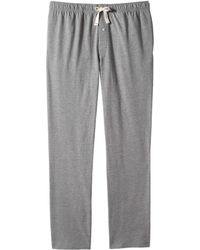 Joe Fresh Men's Relaxed Fit Sleep Pant - Gray