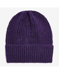 Joe Fresh Cuffed Beanie - Purple