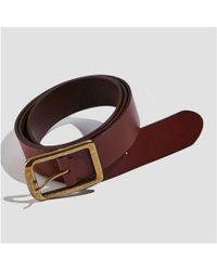Joe Fresh - Men's Leather Belt - Lyst