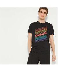 Joe Fresh Canada Graphic Tee - Black