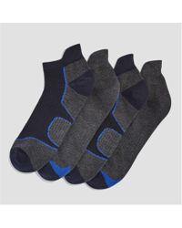 Joe Fresh - 4 Pack Back Tab Sport Socks - Lyst