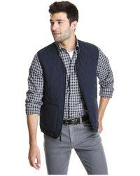 Joe Fresh   Men's Quilted Vest   Lyst