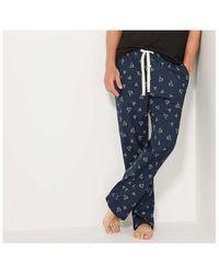 Joe Fresh Print Sleep Pants - Blue