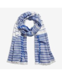 Joe Fresh - Stripe Scarf - Lyst