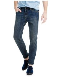 Joe Fresh | Men's Slim Straight Vintage Wash Jean | Lyst