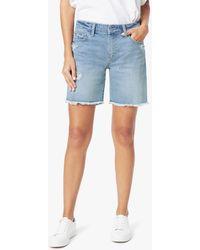 Joe's Jeans The Bermuda Short - Blue