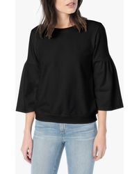 Joe's Jeans Dania Sweatshirt - Black