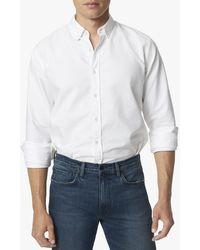Joe's Jeans Oxford Button Down - White