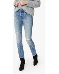 Joe's Jeans Joe's X Stephanie Gottlieb | The Lara - Blue