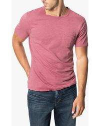 Joe's Jeans Chase Crew - Pink