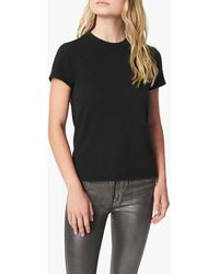 Joe's Jeans Crewneck T-shirt - Black