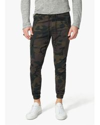 Joe's Jeans Drop Yoke Cargo JOGGER - Black