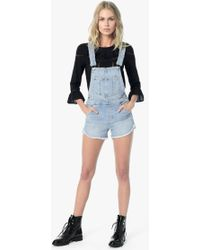 Joe's Jeans - The Short Overalls - Lyst