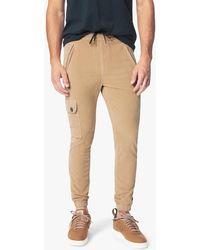 Joe's Jeans Drop Yoke Cargo JOGGER - Natural