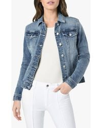 Joe's Jeans The Relaxed Jacket - Blue