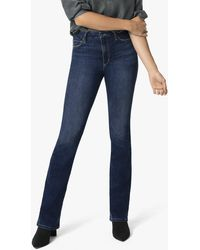 Joe's Jeans The High Honey Bootcut Jeans - Blue