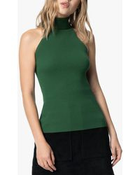 Joe's Jeans Halterneck Jumper - Green