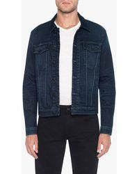 Joe's Jeans Rogue Denim Jacket - Blue